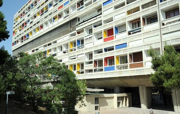 Troisi me hda le corbusier la cit radieuse 1945 1952 - La cite radieuse le corbusier ...